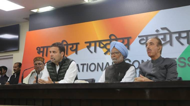 Pulwama attack: We stand with our govt, won't let terror forces divide our country, says Rahul Gandhi