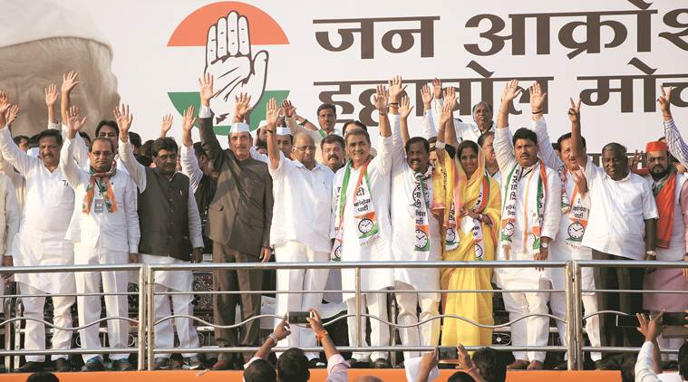 Maharashtra, Congress-NCP, Congress NCP alliance, Lok Sabha elections, Sharad Pawar, Maharashtra elections, devendra fadnavis, ashok chavan, chavan on rahul, rahul gandhi, pm modi, congress, BJP, India news