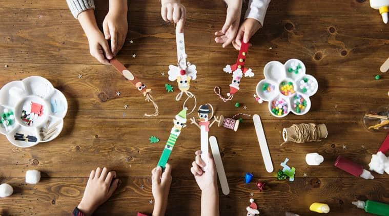 early childhod, crafts kids