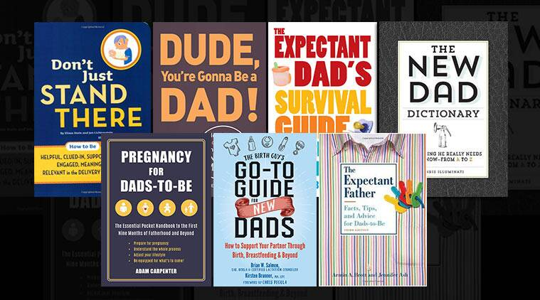 pregnancy books, tips for dads