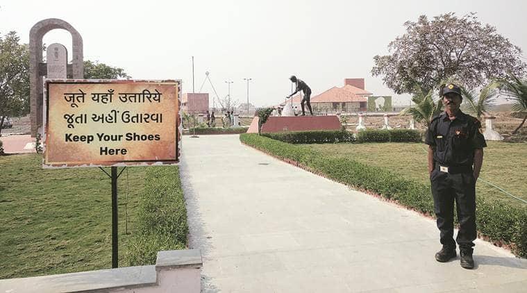 Dandi village youths' 'satyagrah' helps them get jobs at memorial