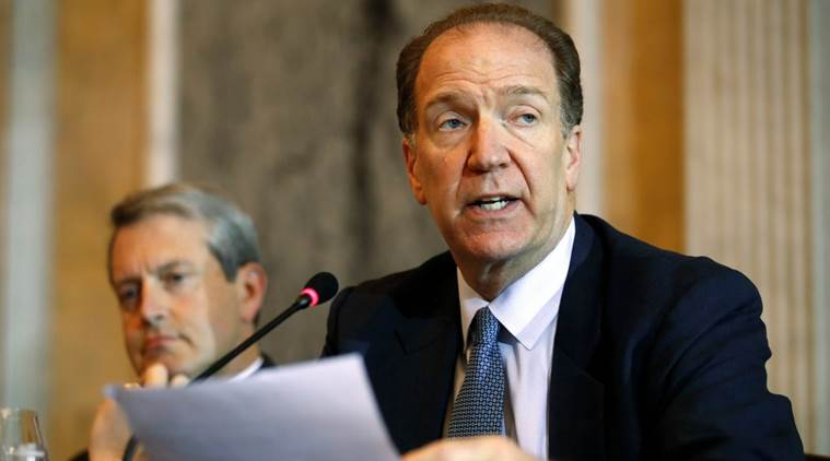 US Treasury official David Malpass elected as World Bank's president