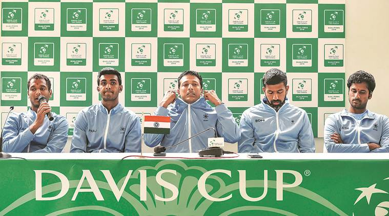 World tennis body refuses to shift India's Davis Cup tie out of Pakistan
