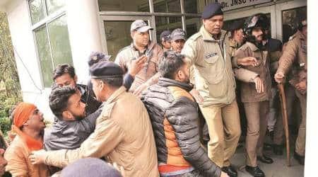 160 students return from Dehradun after protests against Kashmiris