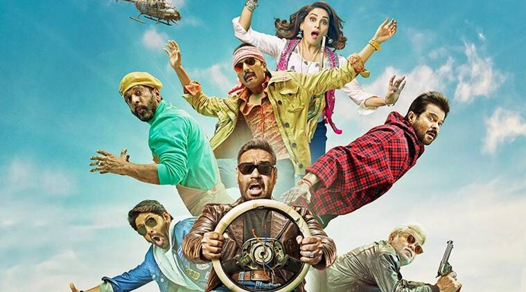 Total Dhamaal review