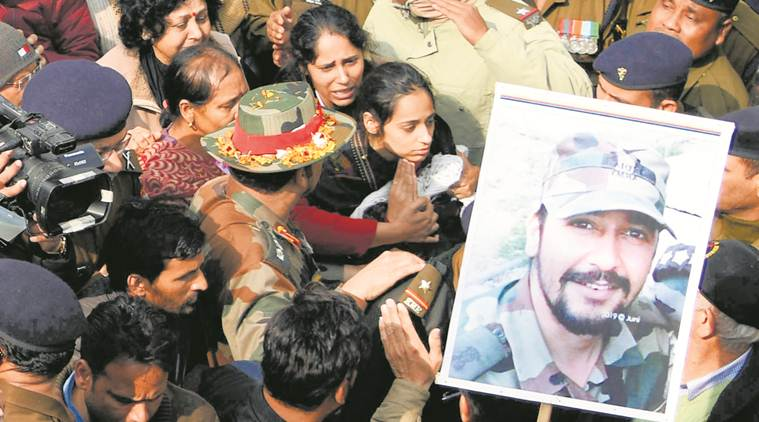 You lied to me that you loved me, you loved nation more: Major Dhoundiyal's wife