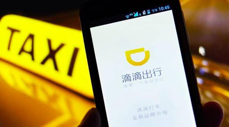 didi chuxing, china, didi chuxing china, didi chuxing launch in columbia, columbia, bogota, united states, uber, softbank, taxis, buses, bicycles, drivers, tech news, indian express news