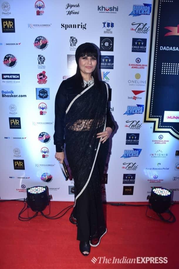Neeta Lulla at Dadasaheb Phalke International Film Festival 2019