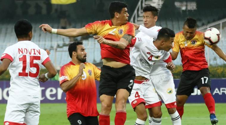 I League: East Bengal Drop Points Against Churchill Brothers, Unbeaten Run Ends