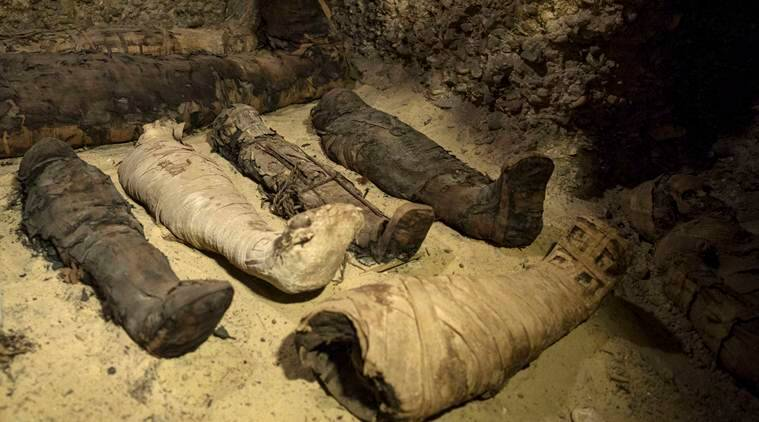 Egypt unveils dozens of newly discovered mummies