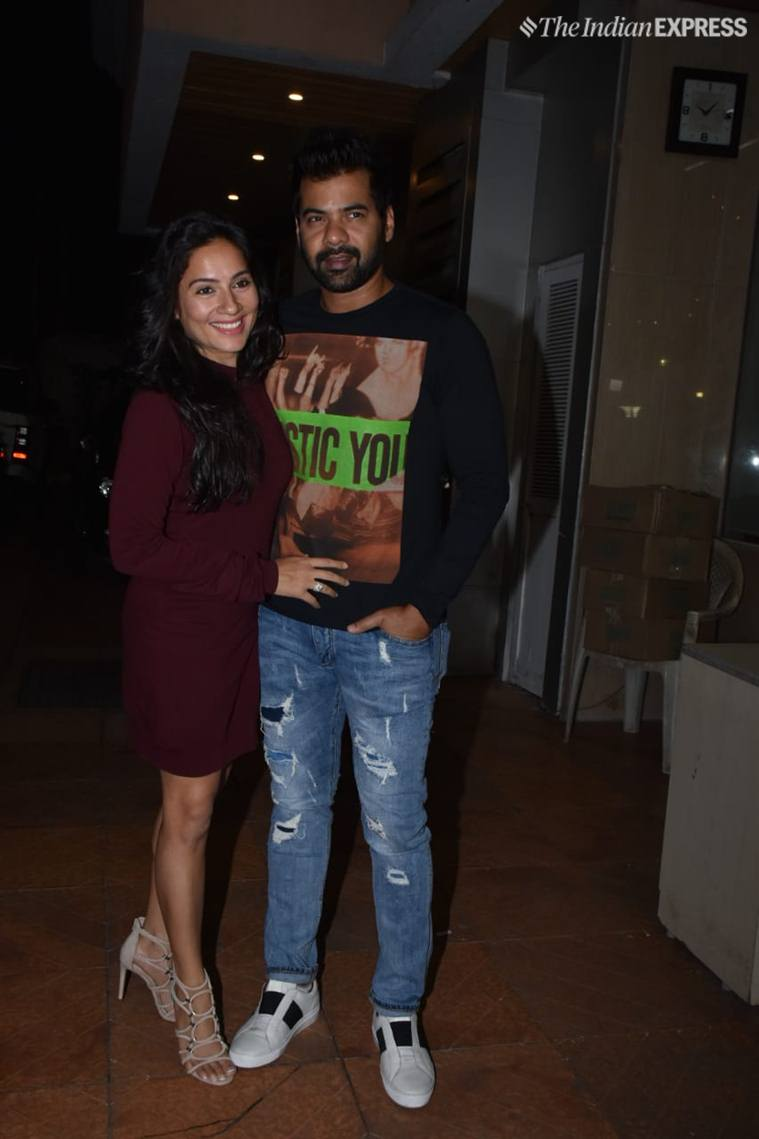 shabir ahluvalia at ekta kapoor's party