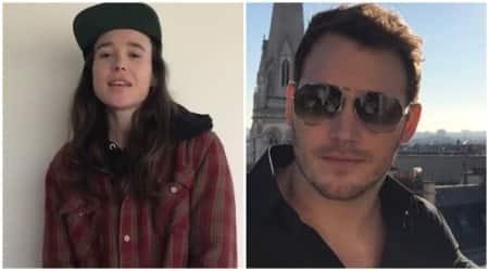 Chris Pratt hits back at Ellen page