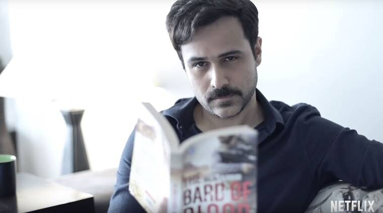 Emraan Hashmi Gets Ready To Film The Last Schedule Of Netflix's The Bard Of Blood