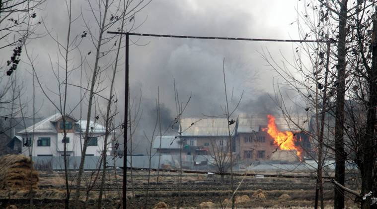 Pulwama Encounter Highlights: Major Among Four Soldiers Killed, Two Militants Gunned Down
