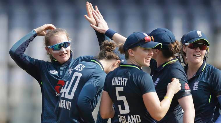 India Vs England Live Cricket Score, Ind Vs Eng 1st Women Odi Live Streaming: England Cross 50
