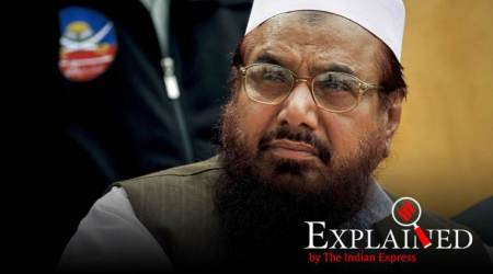 Hafiz Saeed, Hafiz Saeed Pakistan, Hafiz Saeed Lashkar, Hafiz Saeed JuD, Hafiz Saeed indictment, who is Hafiz Saeed, Pakistan FATF, indian express news