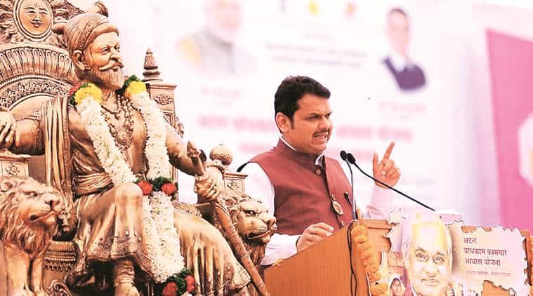 Govt committed to build tallest Shivaji statue in Arabian Sea: Maharashtra CM Devendra Fadnavis