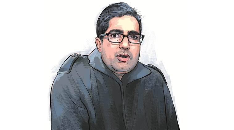 Shah faesal, shah faesal resignation, who is shah faesal, Kashmir militancy, shah faesal quits IAS, shah faesal politics, shah faesal political party, shah faesal quits IAS, lok sabha elections, jammu and kashmir, indian express
