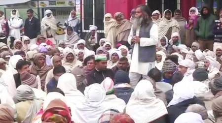 DND farmers protest enters second day