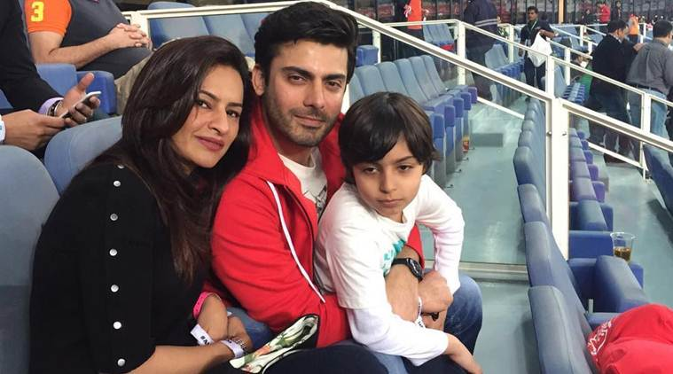 fawad khan family photo