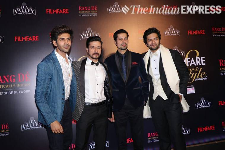 Filmfare Glamour and Style Awards pics