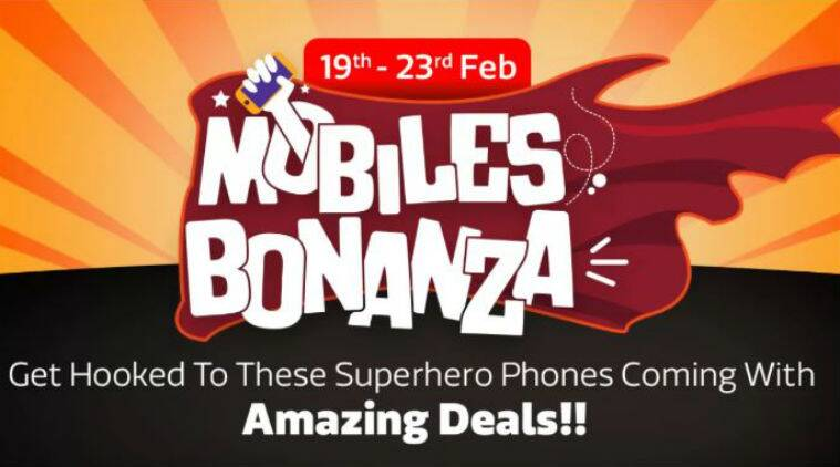 Flipkart's Mobiles Bonanza Sale Begins | Discounts and Other Deals on Smartphones