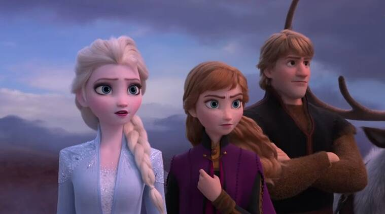Disney's 'Frozen 2' fires up a fun first trailer