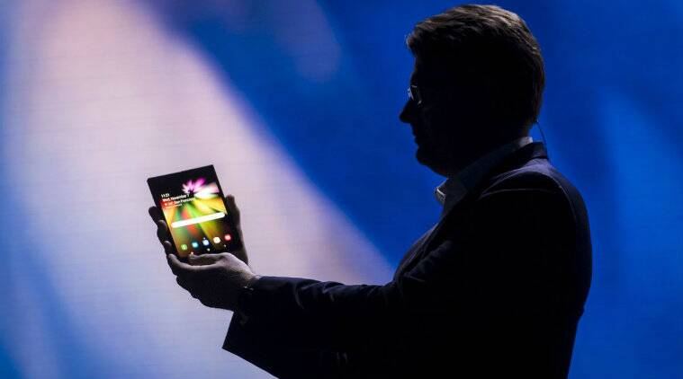 galaxy fold, foldable phone, galaxy f, galaxy x, galaxy v, galaxy, samsung launch event, samsung galaxy fold, samsung galaxy f, samsung foldable phone