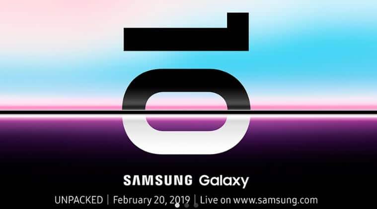 Samsung Galaxy S10, Samsung S10 launch, Nokia 9 PureView, Xiaomi Redmi Note 7 India launch, Redmi Note 7 launch in India, Samsung S10 Plus, Samsung Galaxy S10E, Mobile World Congress, MWC 2019, MWC Barcelona, LG G8, Huawei 5G phone, Huawei foldable phone, MWC 2019 mobile launch
