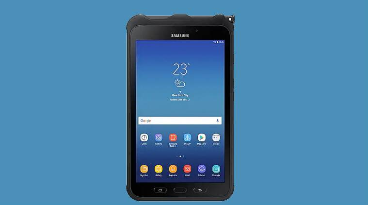Samsung Launches Rugged Tablet Galaxy Tab Active 2 For Rs 50,990