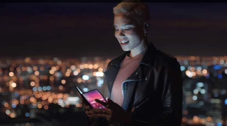 Samsung, Samsung Galaxy F, Samsung Galaxy F foldable, Galaxy Foldable phone, Galaxy Foldable phone price, Galaxy Foldable phone specifications, Galaxy F launch date
