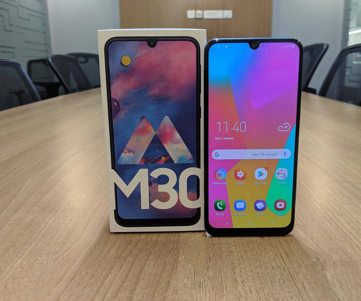7f52067a61072c Samsung Galaxy M30 with triple cameras launched in India ...