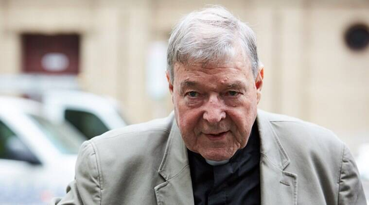 cardinal george pell, vatican official pell, vatican sex offender, vatican official sex offences, australian vatican official, world news, indian express news