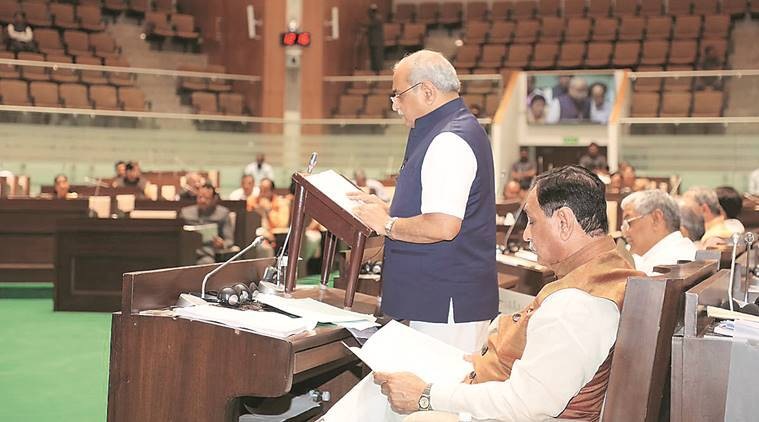 Explained: Gujarat interim budget an attempt by govt to keep everyone happy ahead of Lok Sabha polls