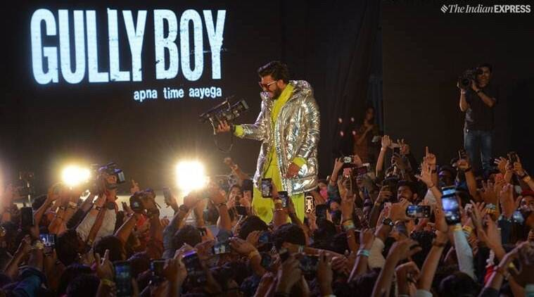 gully boy live in concert review