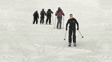 Let it snow: It's ski and avalanche season in Kashmir