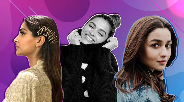 Try these chic and easy hairdos this festive season