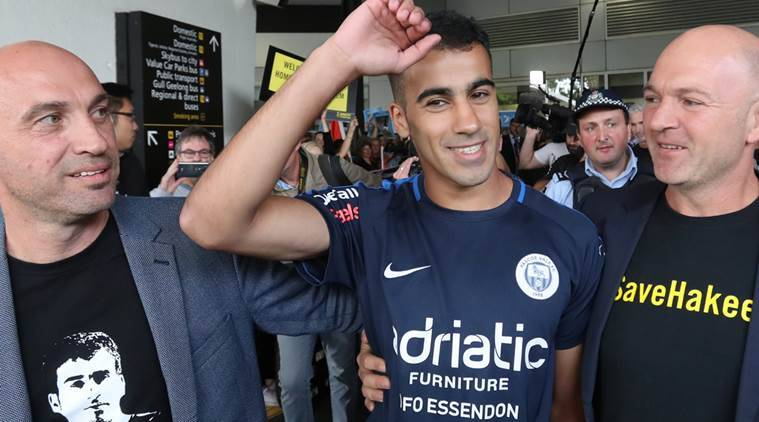 Bahraini Refugee Footballer Reaches Australia After Being Released By Thailand Authorities