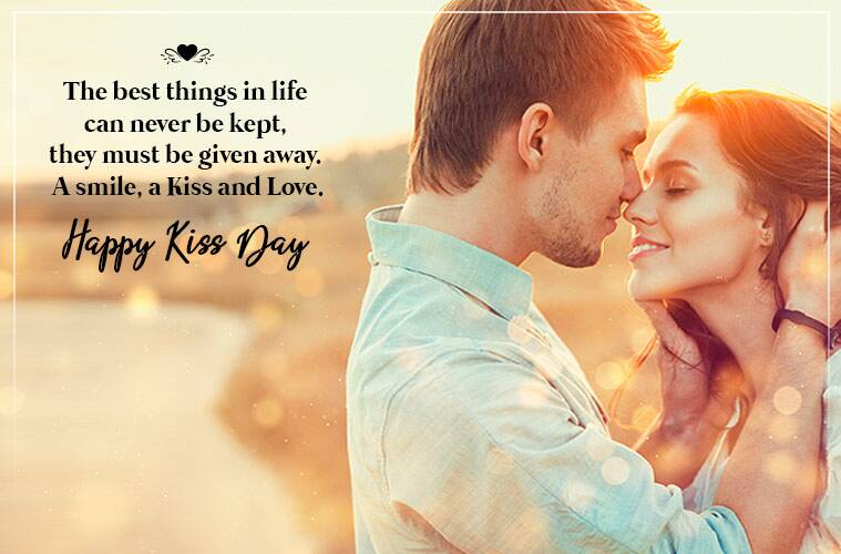 happy kiss day quotes, happy happy kiss day wishes quotes, happy kiss day wallpaper,, indian express, indian express news