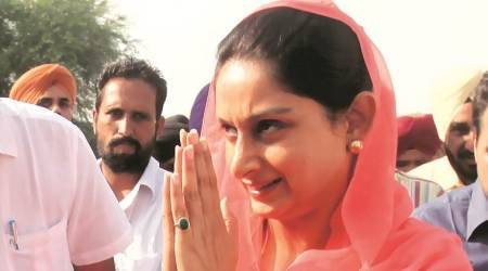 SAD's Harsimrat Kaur wants Modi to take up Guru Nanak palace demolition issue with Pakistan