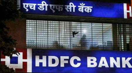 HDFC Bank Q2 net profit rises about 27% to Rs 6,345 crore