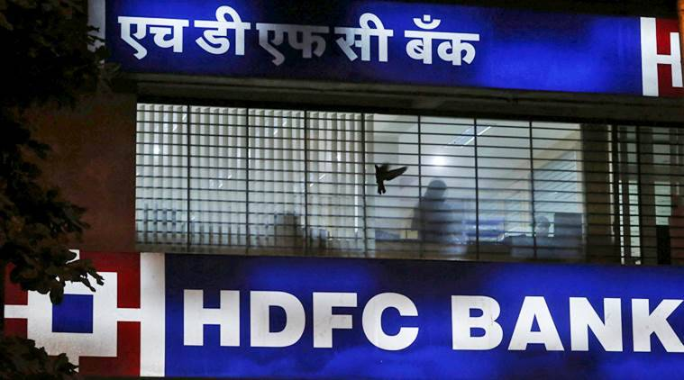 HDFC Bank, HDFC Bank revenue, HDFC Bank shares, HDFC Bank lending rate, MCLR, banking news, business news, indian express