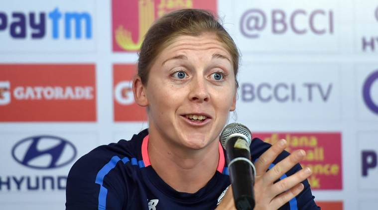 India Women Vs England Women: Need To Play Spin Better, Says England Skipper Heather Knight