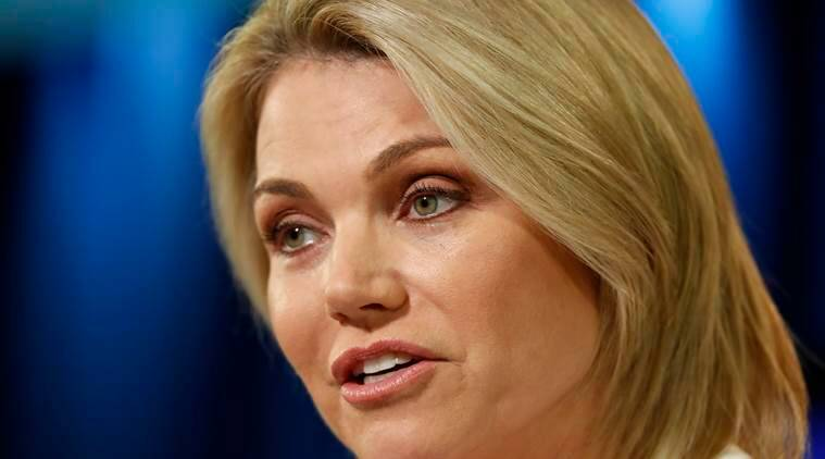 donald trump, us, united states, united nations, us ambassador to un, heather nauert, state department, senate, world news, indian express news