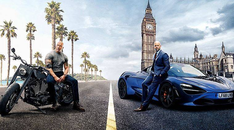 'Hobbs & Shaw' joins the 'Fast & Furious' family with an exciting first trailer