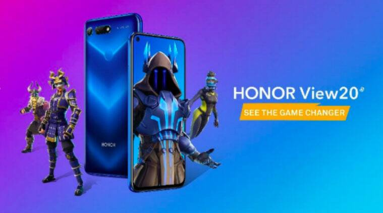 Honor, MWC 2019, Honor MWC 2019, Fortnite Honor Guard, Fortnite, Gaming+, Honor Gaming+, Honor GPU, Honor GPU Turbo, Honor View20