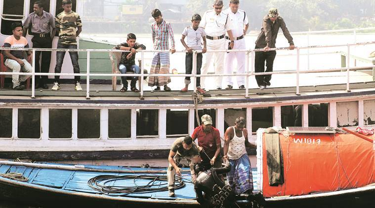 10 swept away by Hooghly currents, one dead