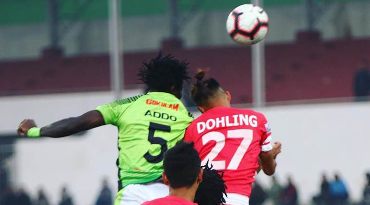 I-league: Shillong Lajong Hold Gokulam To 1-1 Draw