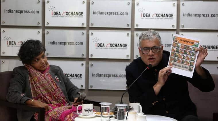 Derek O'Brien, Idea Exchange, TMC, Mamata Banerjee, Lok Sabha polls, Opposition, BJP, narendra modi, Modi government, CBI in Kolkata, Police commissioner, Rajeev Kumar, India news