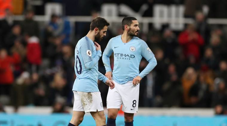 Manchester City's Ilkay Gundogan says Liverpool deserve title if season cancelled